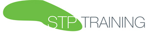 STP TRAINING Sticky Logo Retina